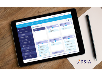 New Time Tracking app by DSIA